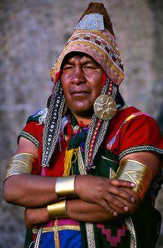 Inti Raymi Festival held in Cusco, Peru.