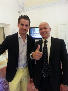 Adrian Sutil guest at the Golden Tower Hotel #Florence #Tuscany #Italy