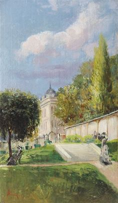 View Sunny day at Sinaia by Theodor Aman on artnet. Browse upcoming and past auction lots by Theodor Aman. Black Sails, Impressionism Art, Global Art, Art Market, Sunny Days, Landscape Paintings, Taj Mahal, Prints, Travel