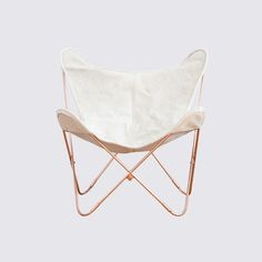 Palermo Chair - Copper & Cowhide | Spring - Free Shipping. On Everything