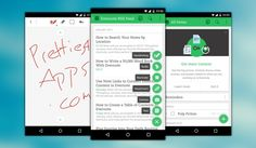 The best note taking app for #Android. Now with #materialdesign