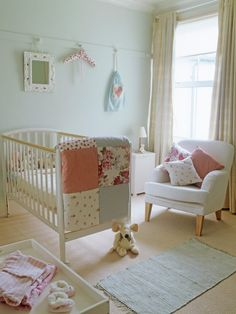 Perfect for a little girl- love the quilts