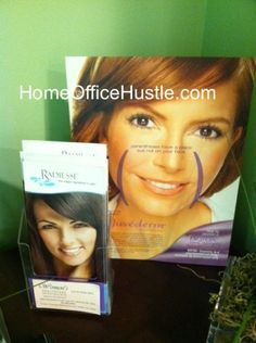Wrinkle reducers seen at the OB/GYN office