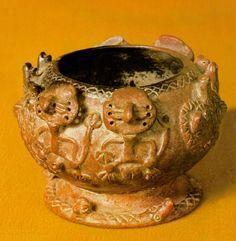 Cultura Milagro-Quevedo - Historia del Ecuador   Enciclopedia Del Ecuador