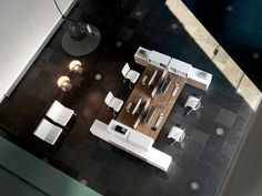Desking systems | Desk systems | GAP | DVO | Antonio Morello. Check it out on Architonic