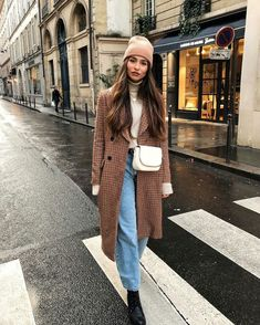 Ides inspiration tenues automne hiver lifestyle fashion mode trendy bebadass christmas inspiration vintagemaedchen_by_victoria Casual Winter Outfits, Winter Fashion Outfits, Autumn Winter Fashion, Fall Outfits, Casual Summer, Fall Fashion, Christmas Fashion, Fall Layered Outfits, Winter Wear