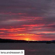 God morgen. #reiseblogger #reiseliv #reisetips #reiseråd  #Repost @lena.andreassen.9 (@get_repost)  Beautiful sky 29/11-17