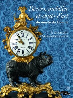 Plus de deux cent cinquante chefs-d'œuvre de l'une des périodes les plus glorieuses des arts décoratifs sont réunis dans cet ouvrage, depuis les splendeurs de l'art de cour de Louis XIV jusqu'aux éblouissantes créations suscitées sous Louis XV par Madame de Pompadour puis sous Louis XVI par la reine Marie-Antoinette.  http://www.somogy.fr/livre/decors-mobilier-et-objets-dart-du-musee-du-louvre?ean=9782757206027