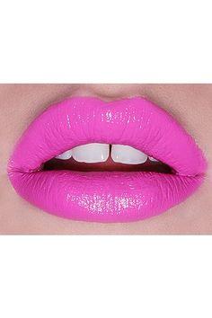 Lime Crime Lipstick.....love this colour