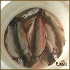 Forelle_Salzlake Minions, Food And Drink, Fish, Mind Set, Trout, Smoked Ham, The Minions, Pisces, Brown Trout