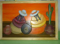 Imagen relacionada Cactus, Abstract Art, Jar, Modern, Painting, Home Decor, Bella, Project Ideas, Google