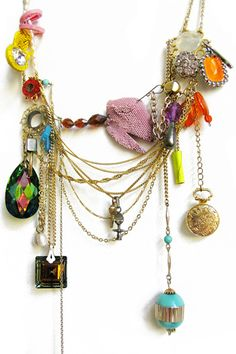 modul chain, modulkette, variabel, individuell erweiterbar, individual expandable, interactive jewellery, change old in new jewelley Denise Reytan at www.retan.de/portfolio/joyllery
