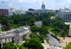 Cheesmanpark Denver Founded In The 1880s Today It Has A