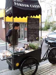 Food Inspiration coffee cart ideas part of our #espressodistrada project