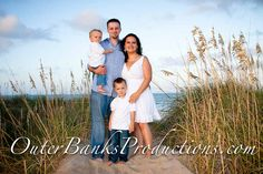Outer Banks Family Beach Portraits- What to wear Young Family Photos, Extended Family Pictures, Family Pictures What To Wear, Family Beach Portraits, Family Picture Poses, Family Beach Pictures, Family Photo Sessions, Beach Photos, Picture Ideas