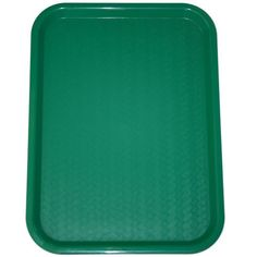 Plastic work trays
