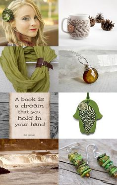 Natural Color  Finds by Irina and Margarita on Etsy--Pinned with TreasuryPin.com