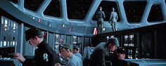 Star Wars Forever — sci-fi-gifs:   Star Wars: Episode V - The Empire...