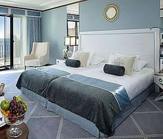 2 queen size beds pushed together - Google Search