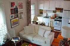 Interiores: Apartamento Pequeno [2]