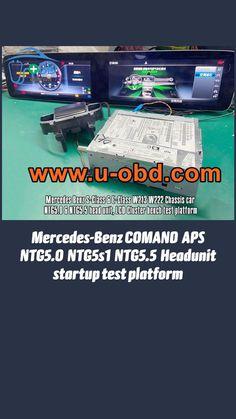 Mercedes Benz, Car Ecu, Automotive Locksmith, Benz S Class, Head Unit, Cluster, Things To Buy, Platform, Heel