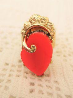 Tender Heart Ring