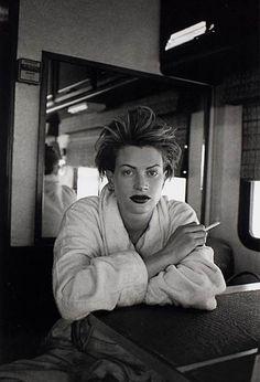 Peter Lindbergh Kristen McMenamy El Mirage 1995