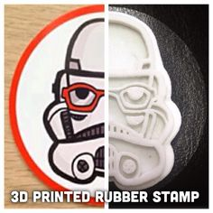 Something we liked from Instagram! Another 3D printed rubber stamp from one of my illustrations. This is the 'Whatever Trooper'. I'll be mounting it to a clear acrylic block and testing it out later. I'm definitely making more designs so if you're interested let me know  #3dprinting #3dprinter #3dprint #diy #starwars #illustration #rubberstamp #crafts #stormtrooper #arts #drawing #doodle #handmade by stevehind_uk check us out: http://bit.ly/1KyLetq