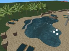 Swimming pools for a small backyard | Outdoor fantasy | Pinterest ...