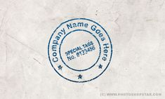 Create Your Own Realistic View Stamp 01
