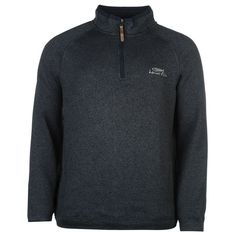 #Weird fish mens bare half zip #fleece warm oth long #sleeve high neck top,  View more on the LINK: http://www.zeppy.io/product/gb/2/351929225319/