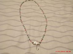 ColorfulWhimsical Necklace by kincaidariel on Etsy, $30.00