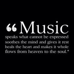 752 Best Music Is The Language Of The Soul Images Music Thoughts