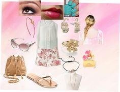 """""""LC Lauren Conrad"""" by suridiana on Polyvore"""