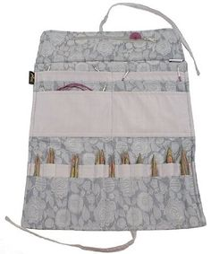 ColorMatch Silk Interchangeable Knitting Needle Case: Amazon.co.uk: Clothing