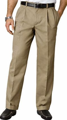 Banana Republic Slim Fit Aiden Chino Men's Khaki Pants Size 32 X ...