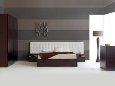 modern bedroom sets calgary using traditional wooden bed frames and bedroom wall. modern bedroom s Furniture Room, Contemporary Bedroom Furniture, Bedroom Furniture Design, Modern Bedroom Design, Furniture Ideas, Bedroom Designs, Brown Furniture, Cheap Furniture, Bedroom Wall Colors