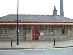 ramsbottom train station building - Google Search