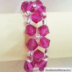 Learn Bead Jewelry on Back Next Beaded Ring Browse All Beaded Ring Learn How