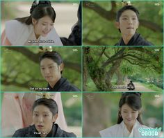 hae soo knees hurt then king wang so see here and there and then ask to get on my back - Moon Lovers Scarlet Heart Ryeo - Episode 20 Finale (Eng Sub) Moon Lovers Quotes, Moon Lovers Drama, Drama Korea, Korean Drama, Joon Gi, Lee Joon, The Witch 2016, Scarlet Heart Ryeo Wallpaper, My Knee Hurts