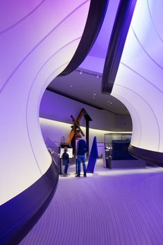 Gallery of Inside Zaha Hadid Architects' Mathematics Gallery for the London Science Museum - 4