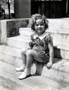 <3 Shirley Temple
