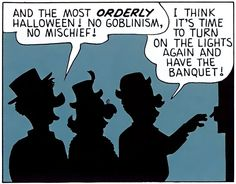 No goblinism | From the Jet Witch by Carl Barks