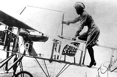 Harriet Quimby, America's first licensed woman pilot