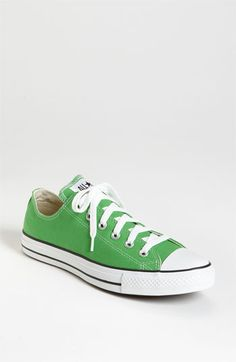 Converse Chuck Taylor® Low Sneaker (Women) available at Nordstrom Green  Converse 2eb4744800