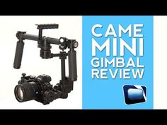 CAME-MINI 3-Axis Camera Gimbal video review - better than DJI Ronin? http://www.motionvfx.com/B4019  #dji #gimbal #camera #dslr #a7s #gh4 #gear