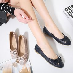 Women Comfortable Square Toe Shoes Casual Flat Shoes #only 14$