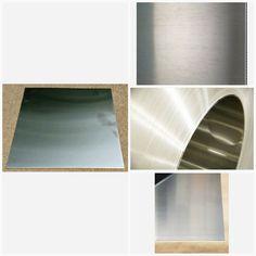 Aluminum Sheets 5052 H34 12x24 Raw Aluminum Unpolished 5052 H34 Aluminum Sheets Aluminum Types Of Metal