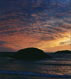 Tragumna sunset