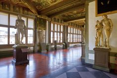 10 Must-See Sights in Florence: Galleria degli Uffizi